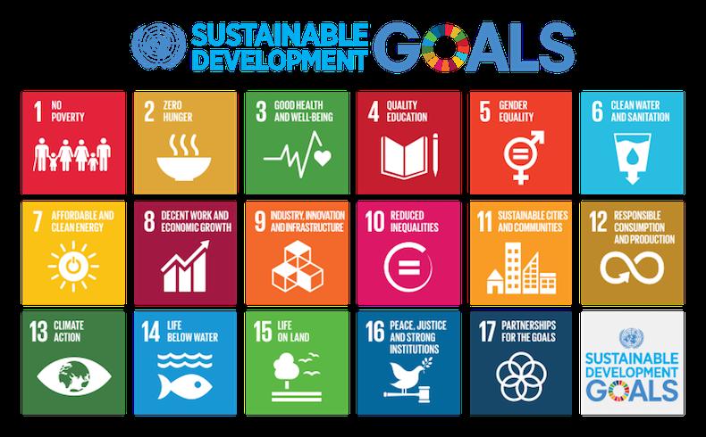 Objetivos de Desarrollo Sostenible: Mi compromiso para el 2018