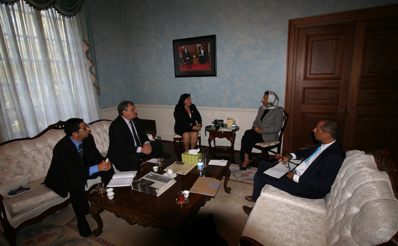 Paraguay fortalece la cooperación comercial con el Sultanato de Omán