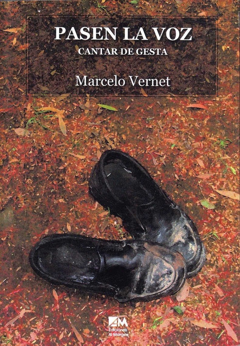 Libro Vernet 1 – Pasen la voz