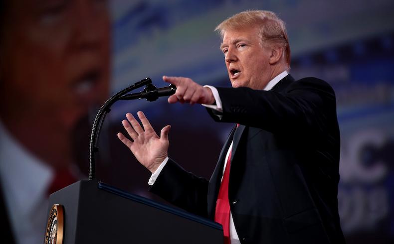 Trump y la prensa