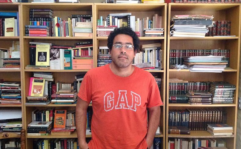 Fabián Soberón: sus respuestas y poemas