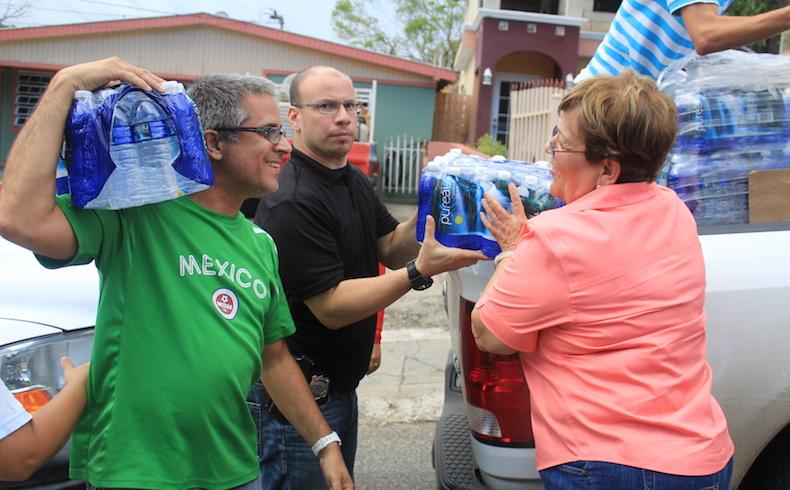 María Mayita Meléndez, la alcaldesa que no se quedó de brazos cruzados ante el Huracán María