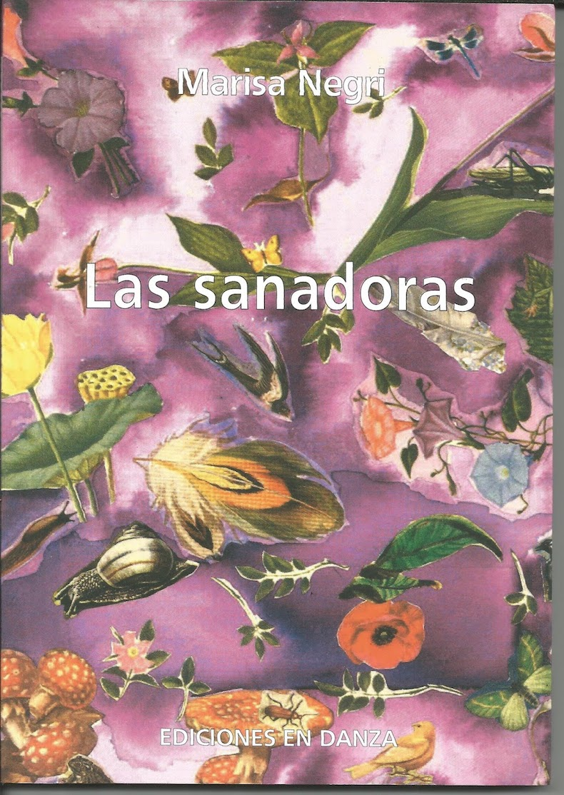 Libro Negri 3 - Las sanadoras (2012)