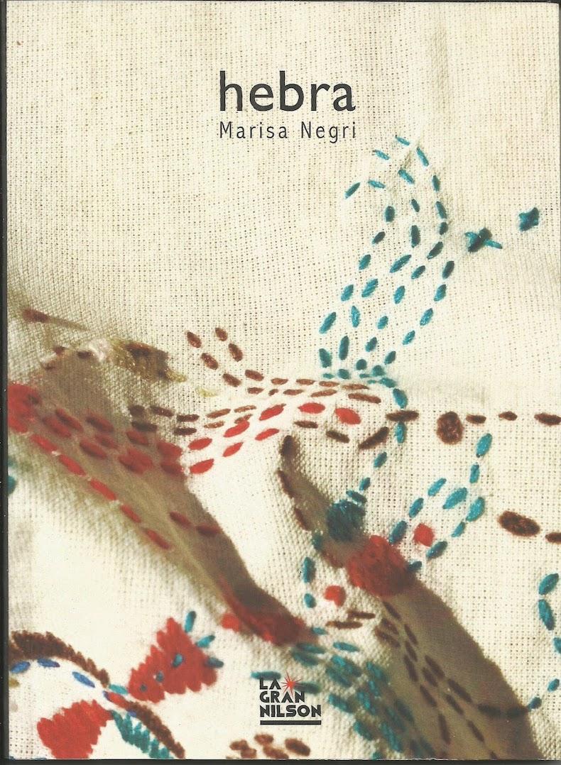Libro Negri 5 - Hebra (2016)