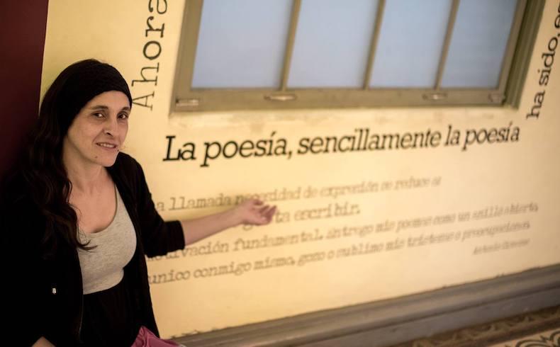 Alejandra Méndez Bujonok: sus respuestas y poemas
