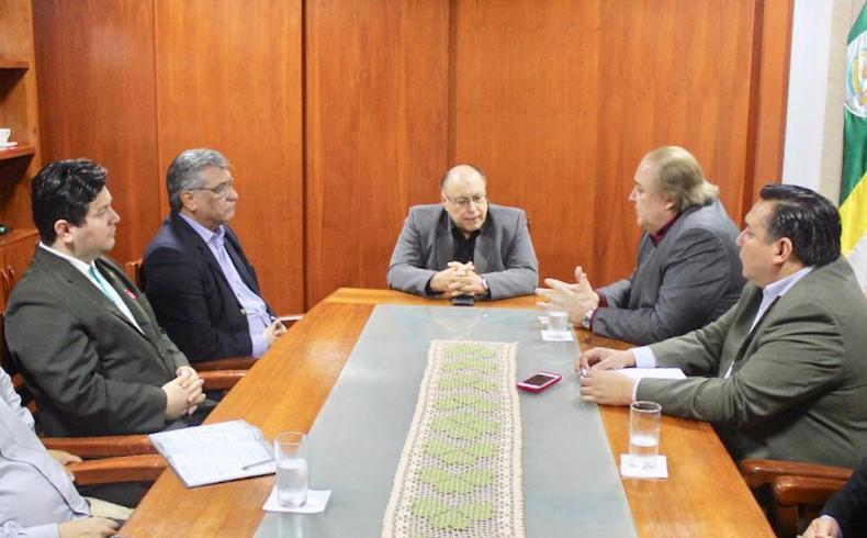 Paraguay: alianza estratégica universidad – gobernación
