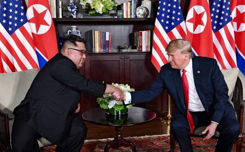 ¿La Corea del Norte diplomática?