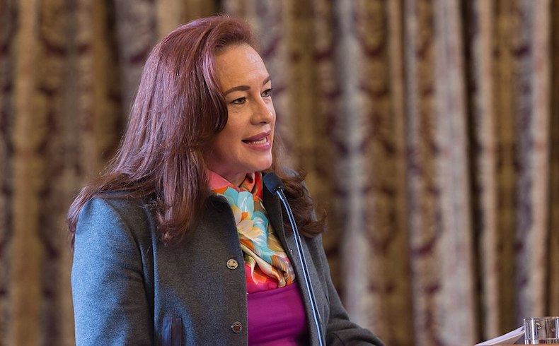 Entrevista a la Canciller de Ecuador, María Fernanda Espinosa, Presidenta de Asamblea General de la ONU