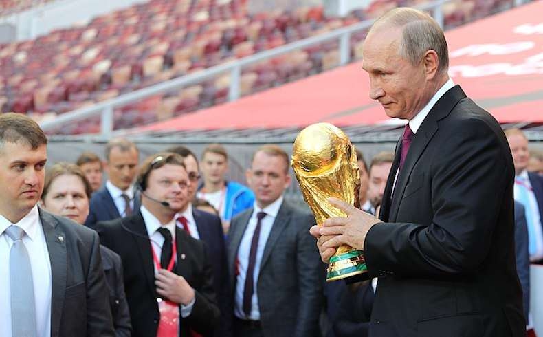 Diplomacia disfrazada: La política de los deportes