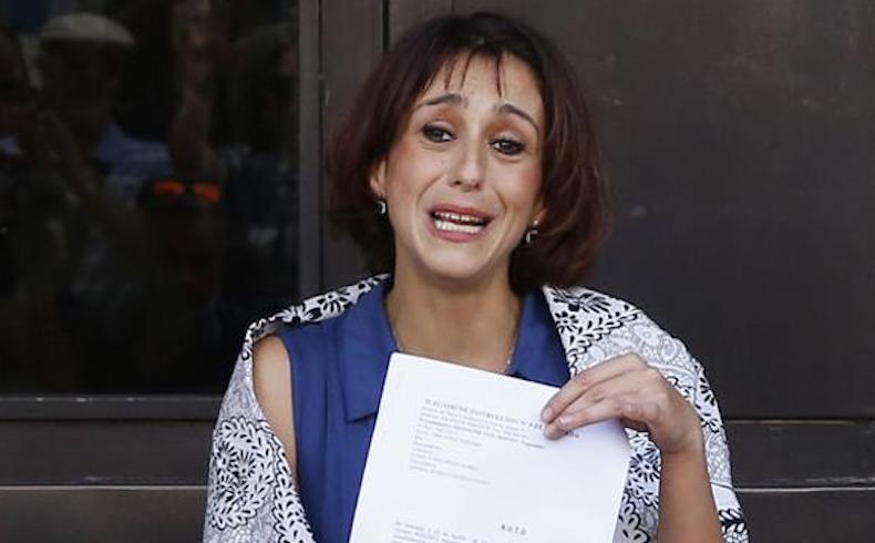 La Asociación Europea se pronuncia sobre la condena de Juana Rivas