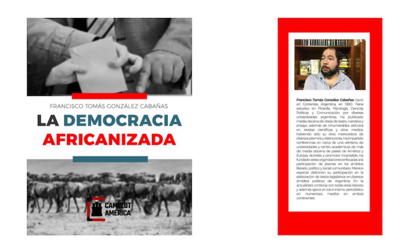 La democracia africanizada la nueva propuesta teórica de Francisco Tomás González Cabañas