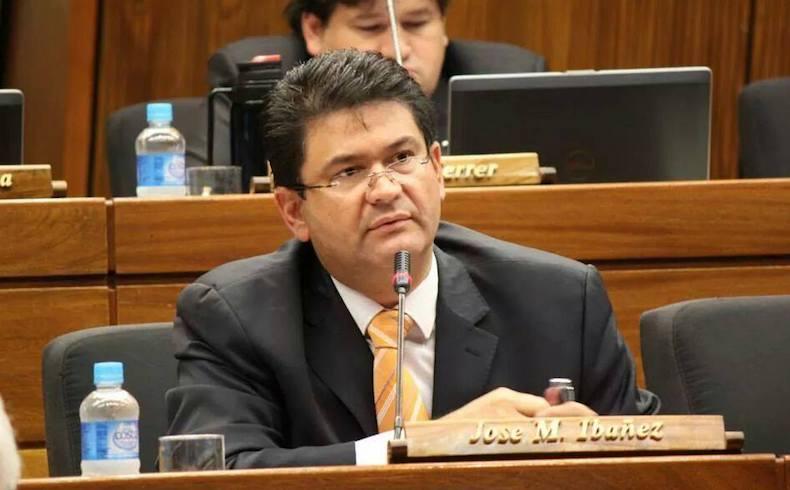 Paraguay: Diputado José María Ibáñez presenta informe de gestión