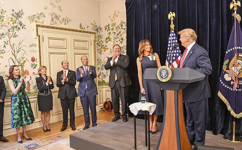¿Ingresará Donald Trump en el Olimpo ingrávido de los mitos?