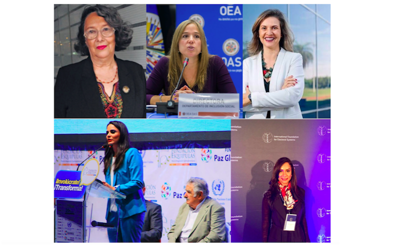 5 mujeres líderes que hacen la diferencia en la política latinoamericana