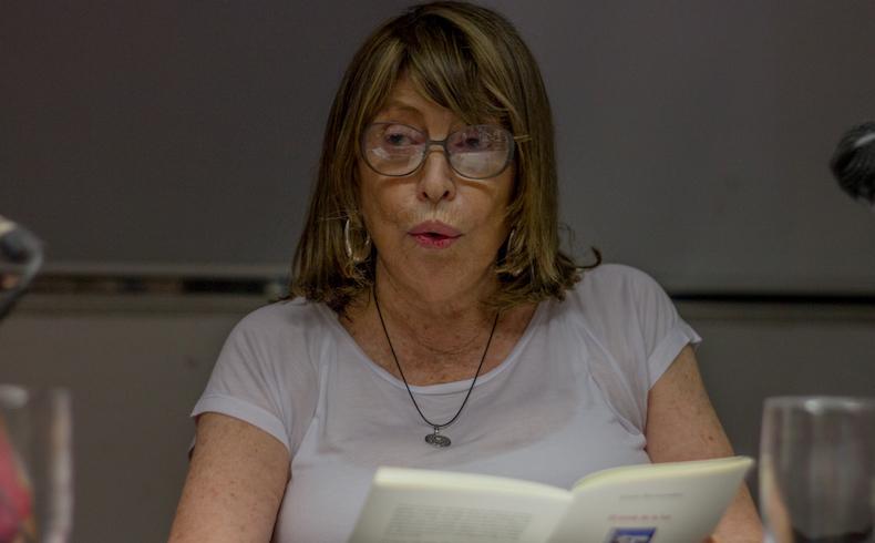 Estela Barrenechea: sus respuestas y poemas