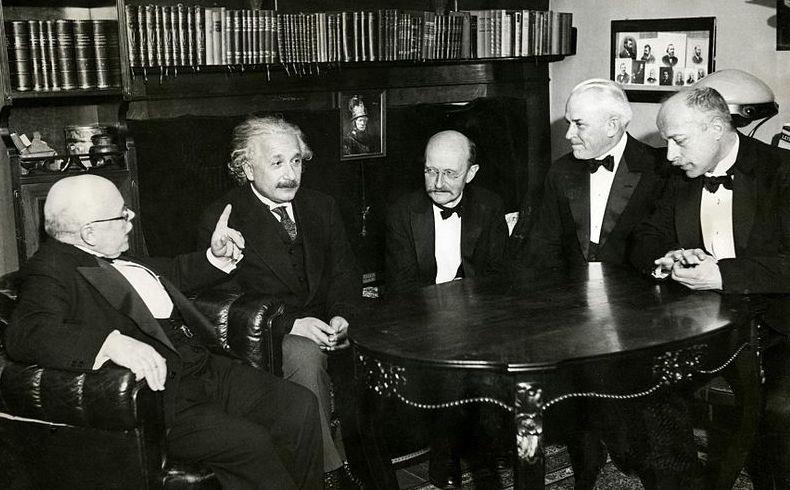 Planck y el cálculo