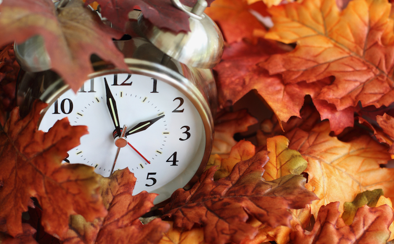 Cómo ahorrarse las secuelas del cambio horario. El seguro te ayuda