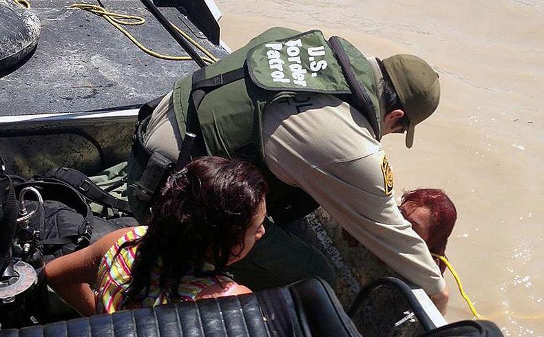 Niños inmigrantes en Estados Unidos