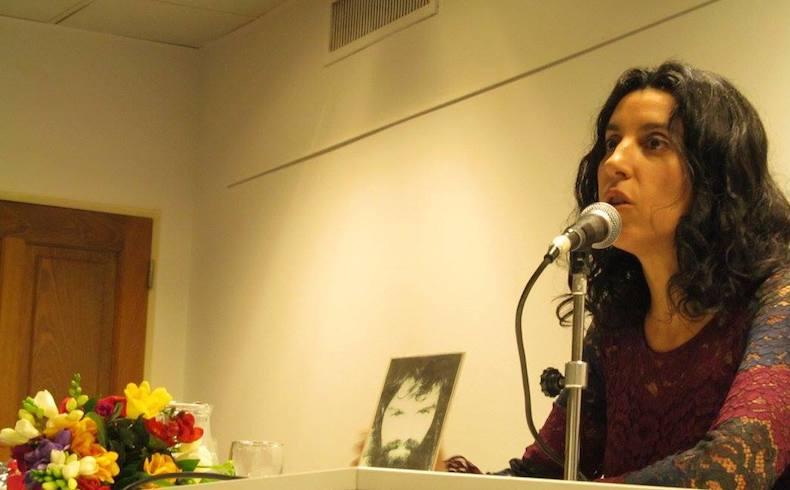 Alicia Salinas: sus respuestas y poemas