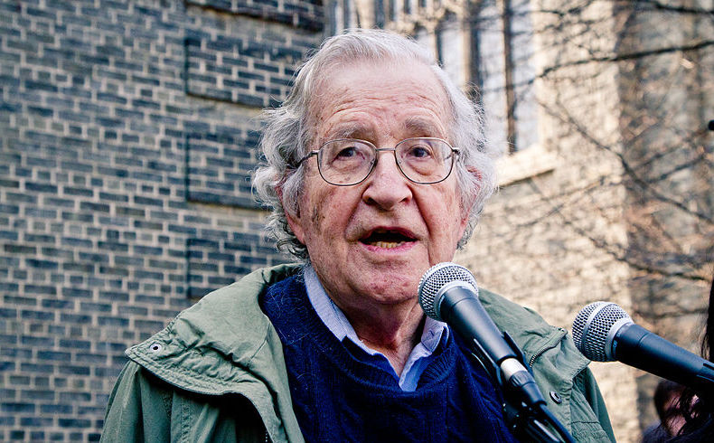 Chomsky y el sueño americano