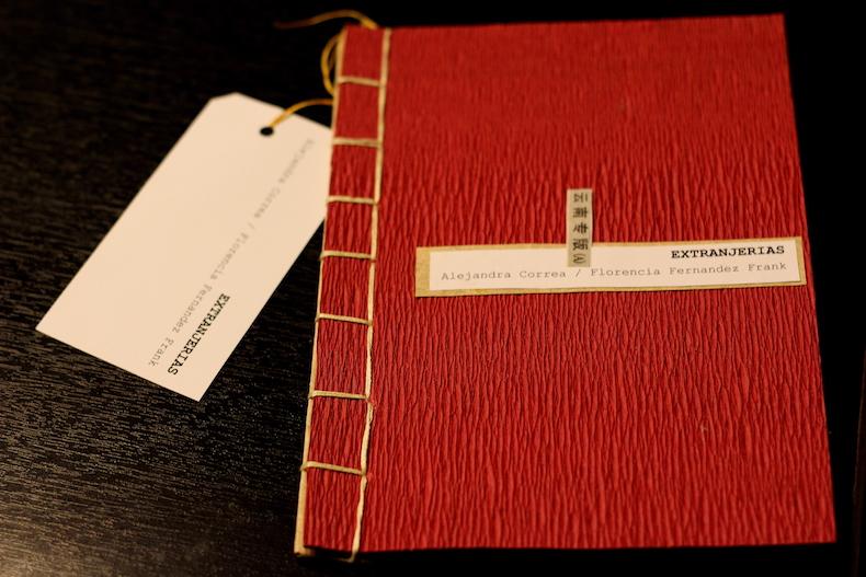 Libro Correa 5 - Extranjerías (edición artesanal)