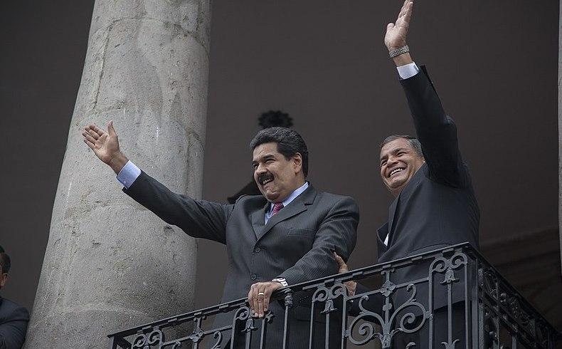 El problema de Maduro (cómo el nuestro) con la democracia es netamente semántico