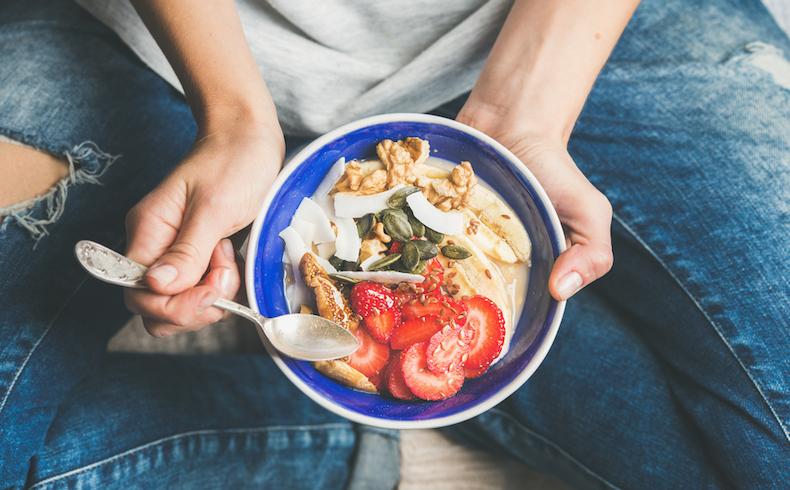 Comer bien podría prevenir hasta 2 de cada 5 casos de cáncer