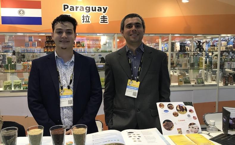 Paraguay busca ampliar mercado para granos en California, EEUU