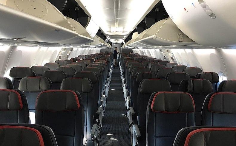 Ningún avión Boeing 737 volando