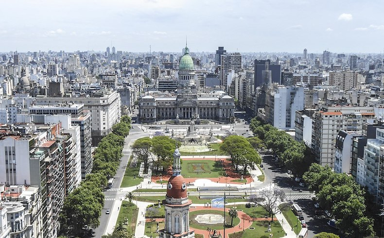 Argentina no quiere abandonar la grieta