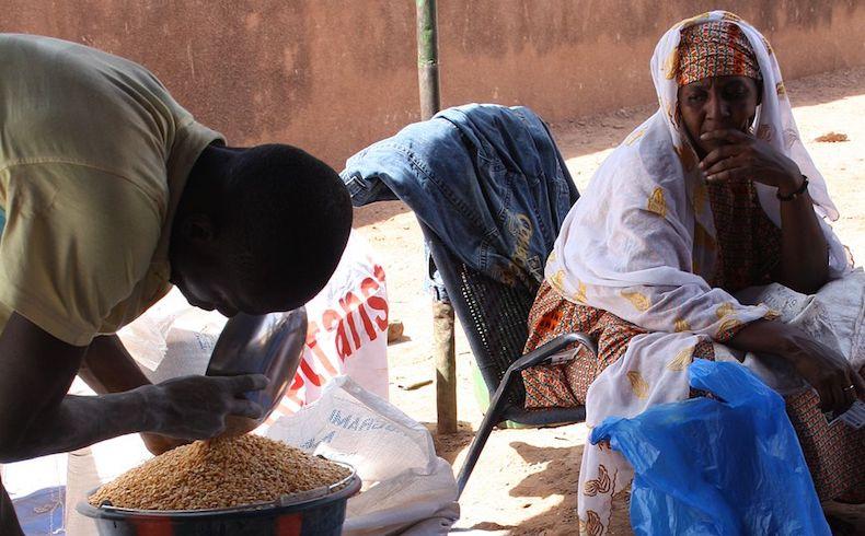 La inseguridad obstaculiza la ayuda para Burkina Faso