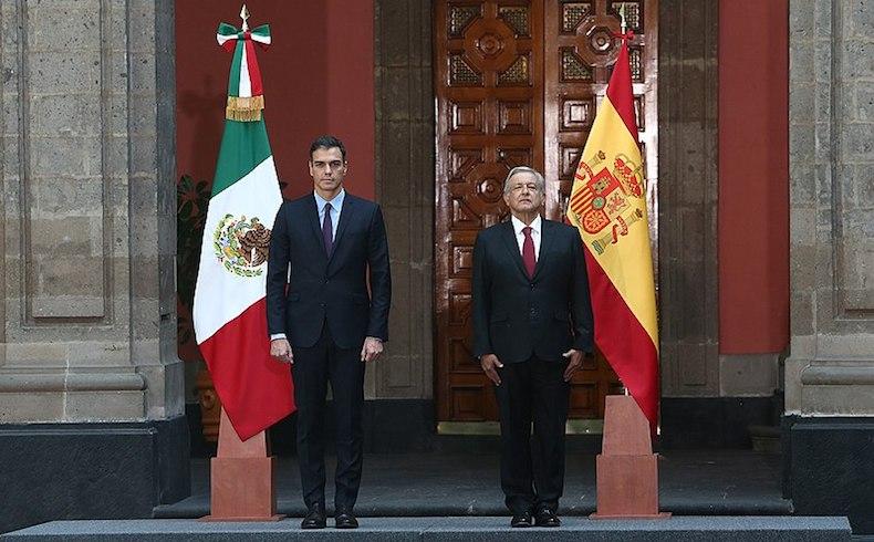 """España rechaza pedido de presidente mexicano de """"disculpa"""" por abusos durante conquista de América"""