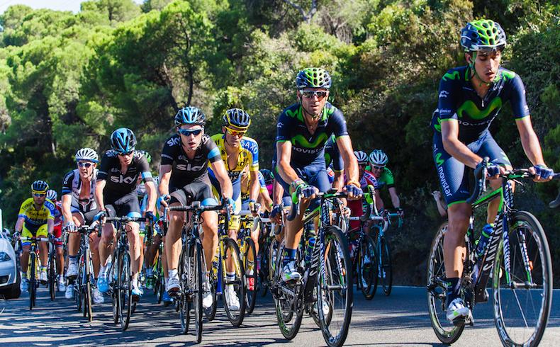 Los favoritos de La Vuelta a Cataluña, ¿qué pasa si tienen un accidente?