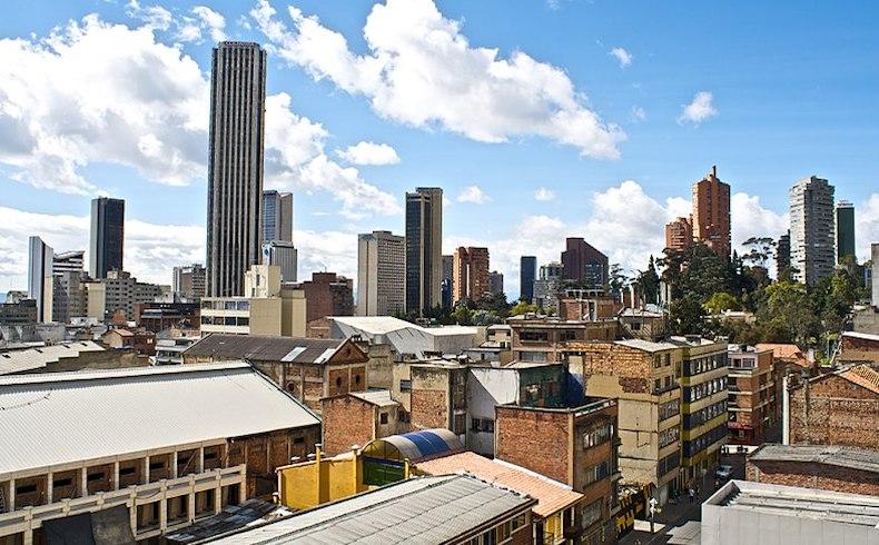 Latinoamérica de nuevo con las venas abiertas