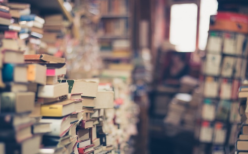 Anke Gowda, el mayor coleccionista de libros