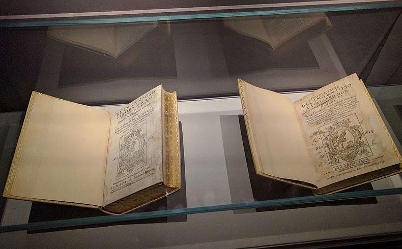 Libros del Quijote más grandes del mundo