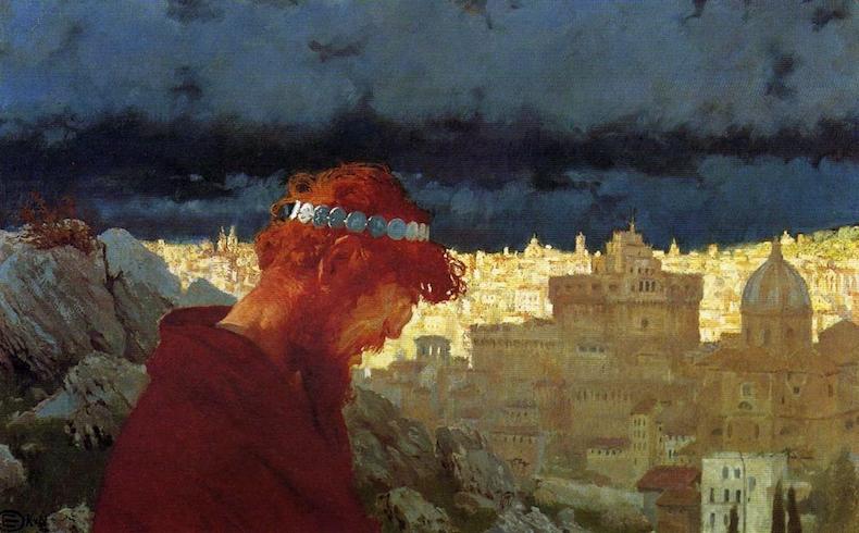 El gobernante como el Judas Iscariote del pueblo