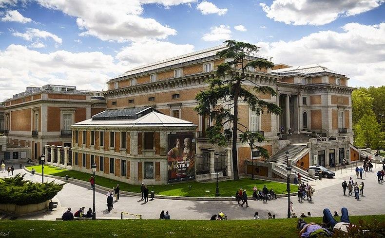 El Museo del Prado y el ranking de Trip Advisor