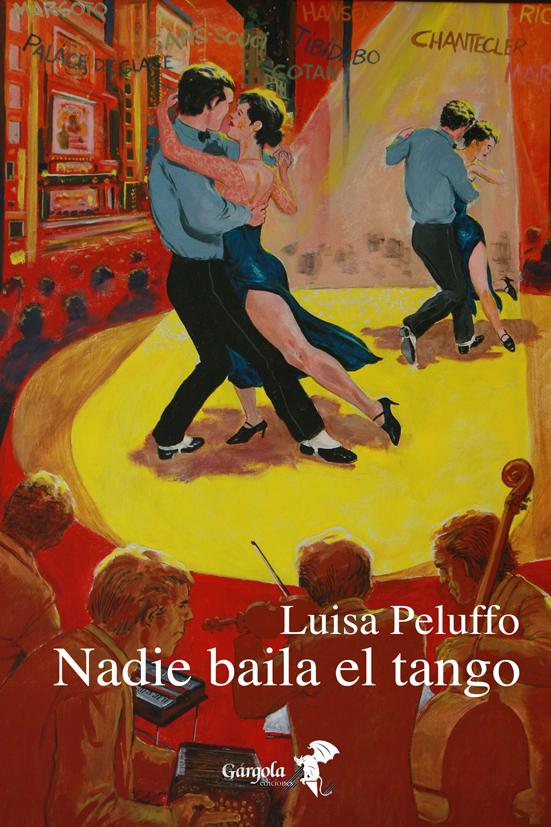 Libro Peluffo 9 - Nadie baila el tango