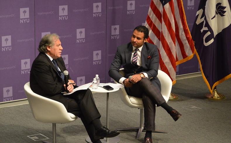 Repaso por América Latina: una conversación con Luis Almagro