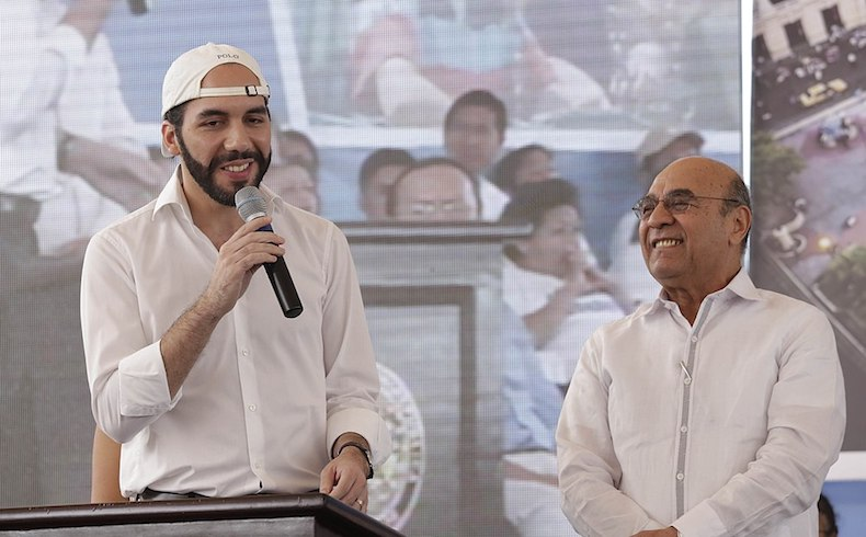 La nueva política exterior de El Salvador