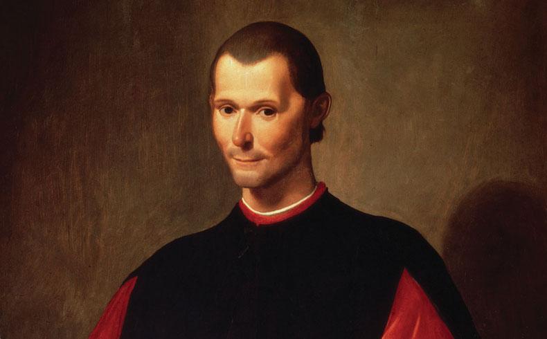 Realismo político de Maquiavelo