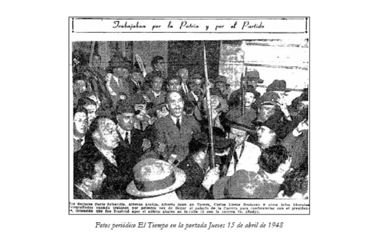 La novela de la violencia en Colombia entre 1948 y 1960