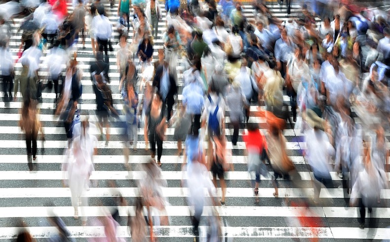 Nueve mil millones de seres humanos