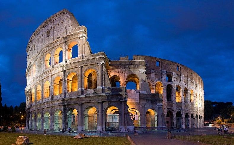 Recorriendo Roma