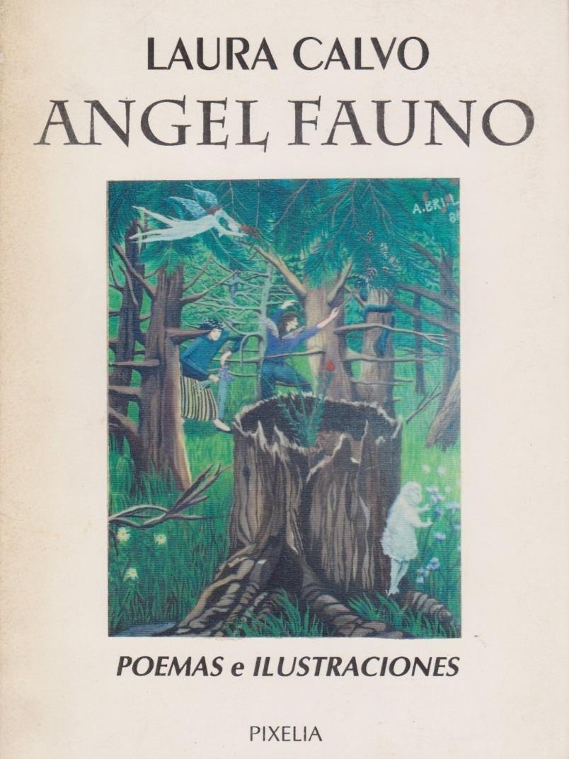 Libro Calvo 1 - Ángel fauno