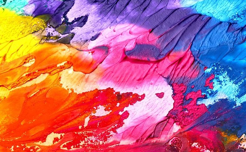 Antonio Saura: el enigma del color