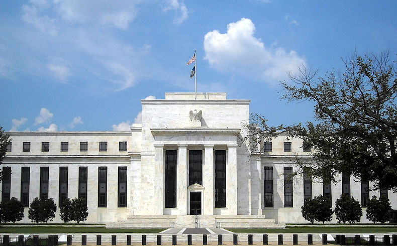 La Reserva Federal de los Estados Unidos reduce su tasa como era de esperarse