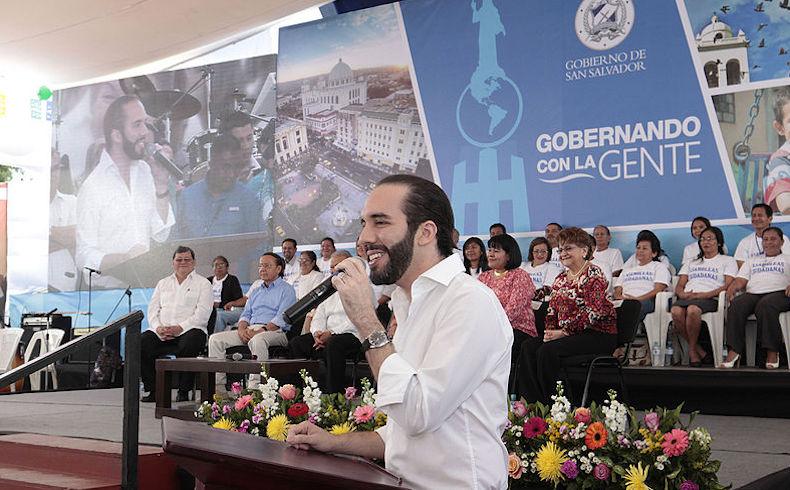 Voluntad política, la clave de la nueva gobernanza: Caso Nayib Bukele
