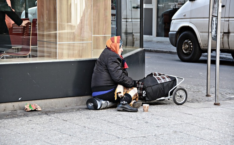 Pobreza y violencia